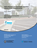 Green Infrastructure Maintenance Analysis & Lessons Learned for Municipalities